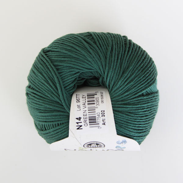 DMC Just Cotton (4ply/Fingering Weight - Yummy Yarn and co - 15