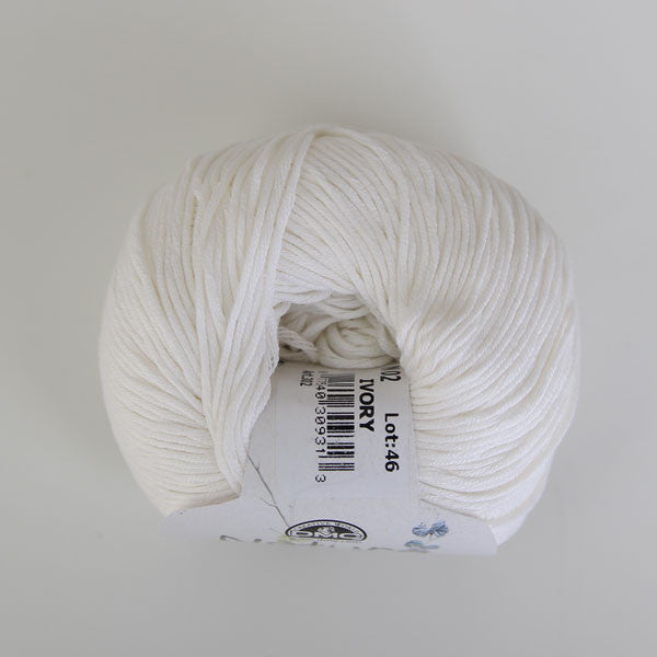 DMC Just Cotton (4ply/Fingering Weight - Yummy Yarn and co - 21