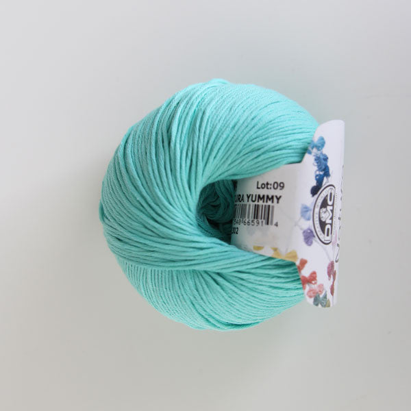 DMC Natura Just Cotton YUMMY (Fingering/4ply) - Yummy Yarn and co - 3
