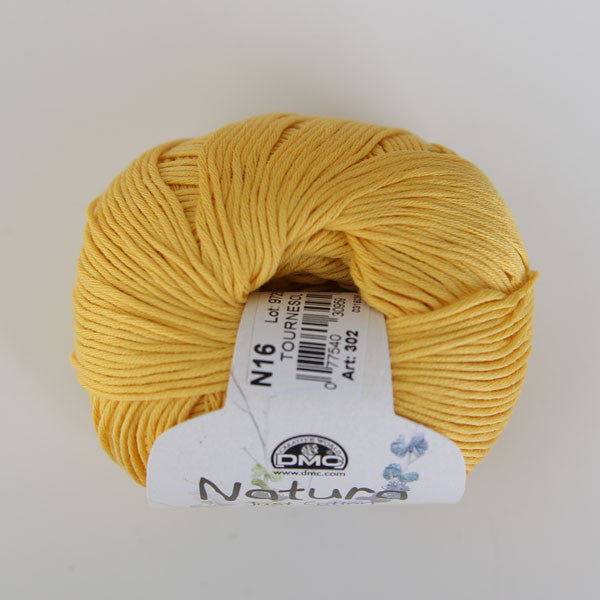DMC Just Cotton (4ply/Fingering Weight - Yummy Yarn and co - 20