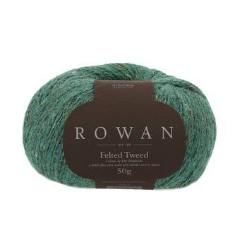 Rowan Felted Tweed - Hillside Green 801