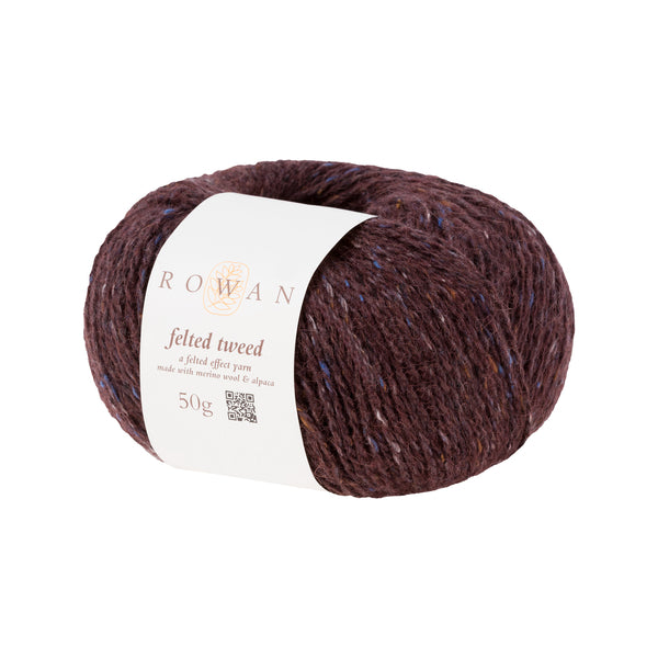 Rowan Felted Tweed - Treacle 145