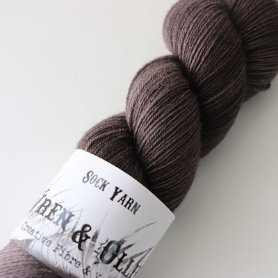 Wren and Ollie Sock Yarn 100gm - Night Owl