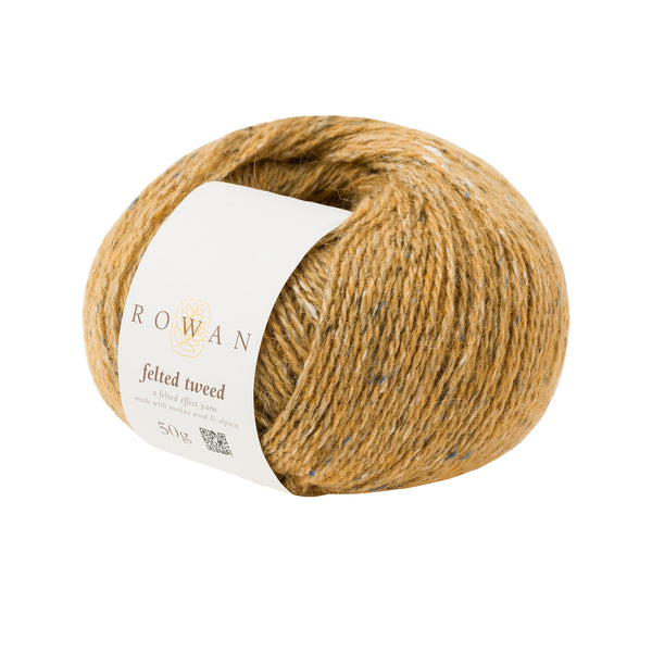 Rowan Felted Tweed - cumin 193