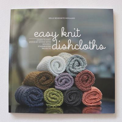 Easy Knit Dishcloths Book