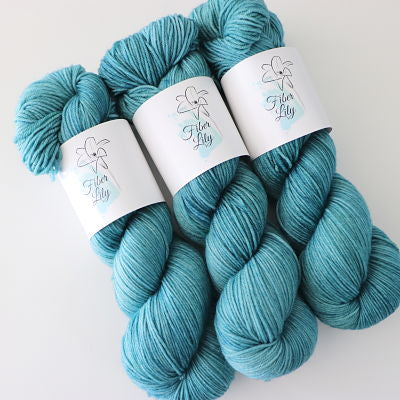 Fiber Lily Sock 100gm - Cove