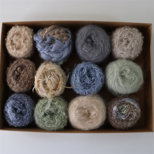 Adele's Magic Mohair Gift Pack - Pebble Beach