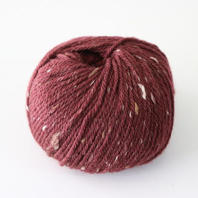 Heirloom Merino Fleck 8ply - Redwood 588
