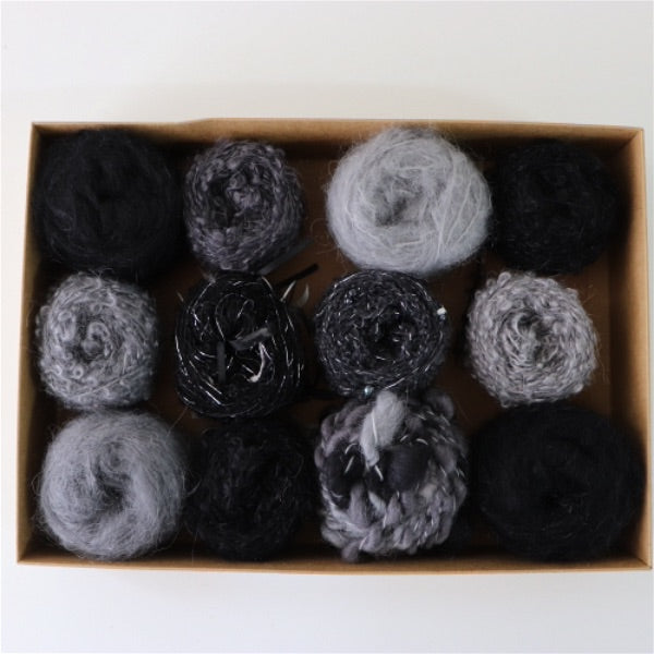 Adele's Magic Mohair Gift Pack - Silver Lining