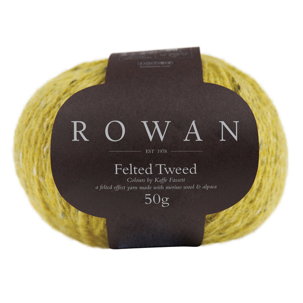 Rowan Felted Tweed - Sulfur 220