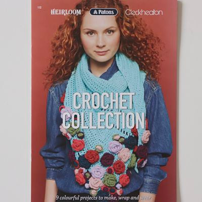 Crochet Collection - Patons, Heirloom, Cleckheaton