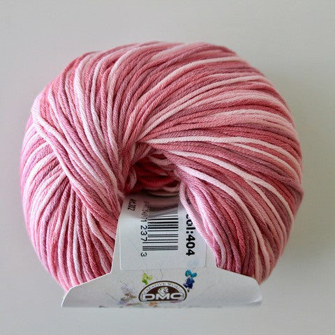 "DMC Natura Just Cotton ""Spring"" (Fingering/4ply)"