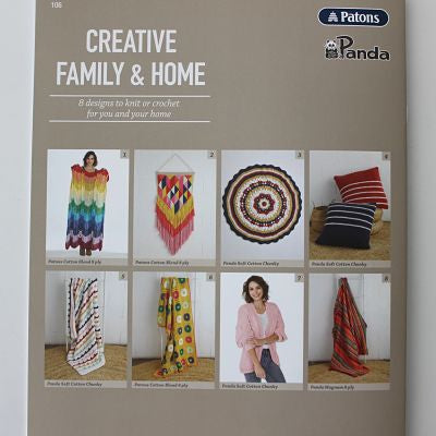 Patons Creative Family & Home