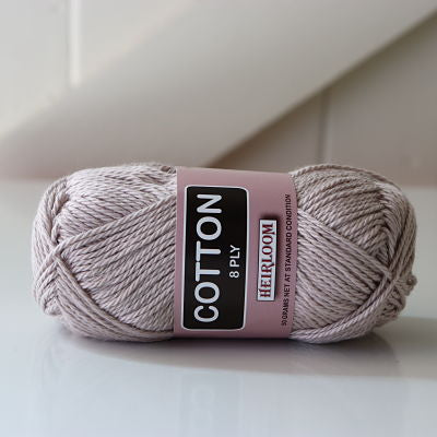 Heirloom Cotton (8ply/DK)
