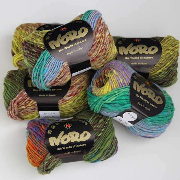 Noro Kureyon (12ply/Chunky) - Yummy Yarn and co