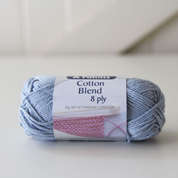 Patons Cotton Blend (8ply/DK) - Yummy Yarn and co - 8