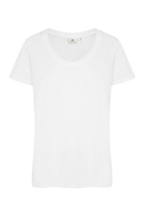 Killian Cotton Jersey Scoop Neck T-Shirt