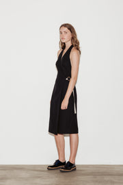 Treble Wool Dress