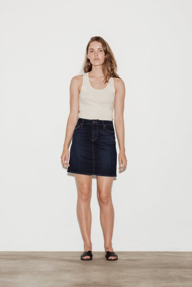 Elaina Denim Skirt