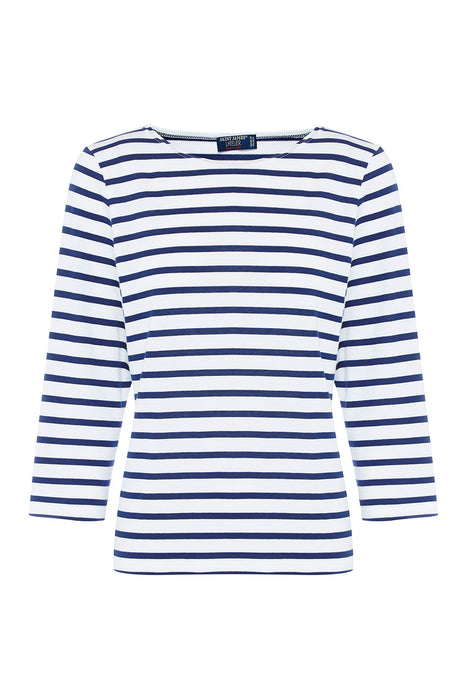 Galathee Breton Striped Cotton Jersey T-Shirt