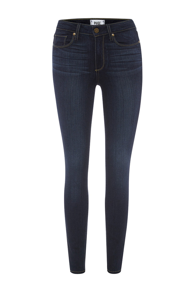 Hoxton High Rise Ankle Skinny Jeans