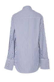Edie Stripe Cotton Shirt - BASICS DEPARTMENT