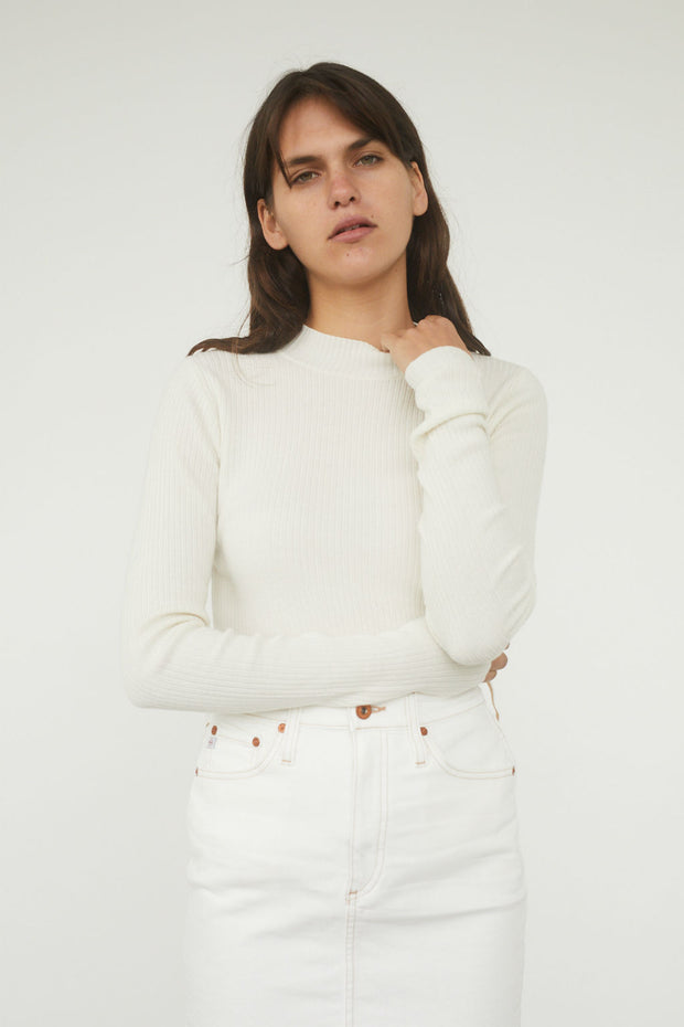 Quinton Wool and Cashmere Blend Sweater