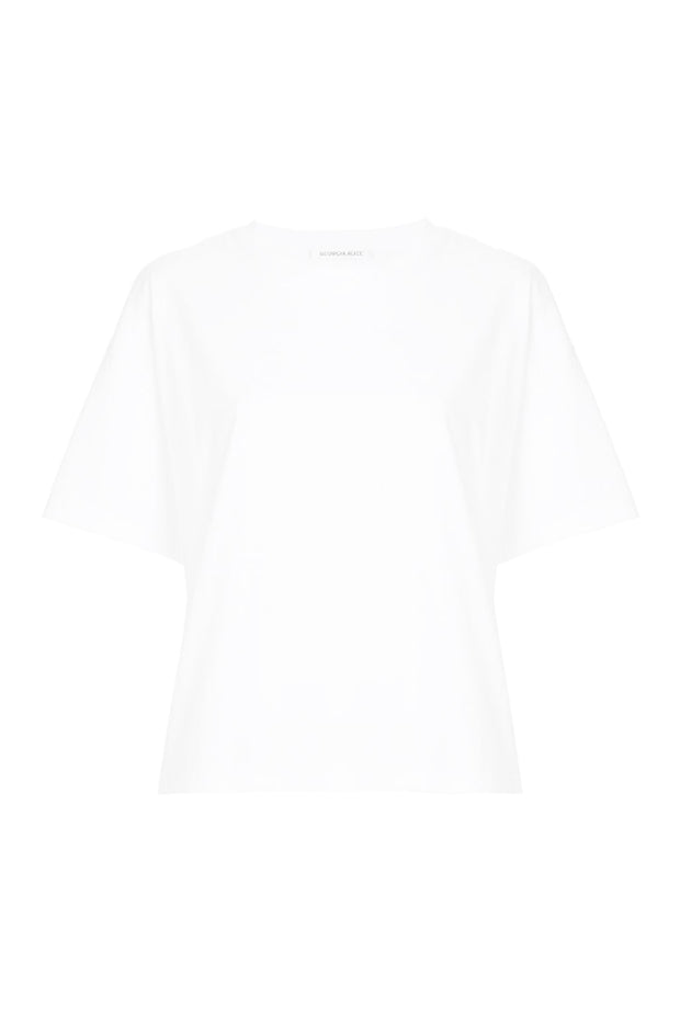 GA Oversized Cotton T-Shirt - BASICS DEPARTMENT