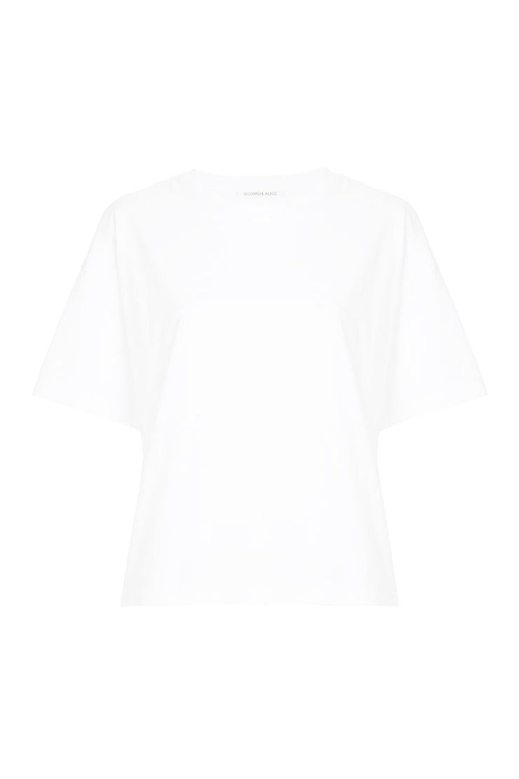 GA Oversized Cotton T-Shirt
