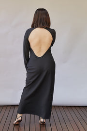 Queenie Backless Dress