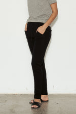 Sabine Cotton Track Pants