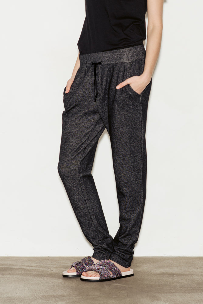 Sloane Cotton Track Pants