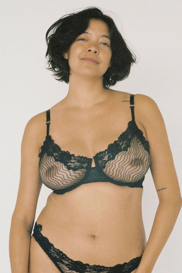 Bonnie Underwire Bra - BASICS DEPARTMENT
