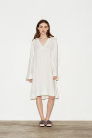 Linen Resort Dress