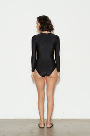 Long Sleeve Maillot