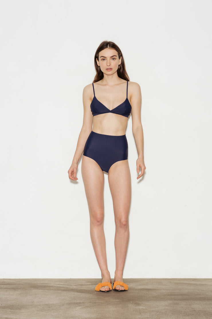 High Waisted Bikini Briefs