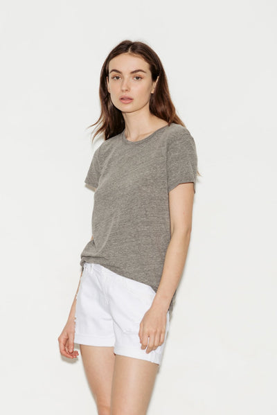 Bexley Jersey Crew Neck T-Shirt - BASICS DEPARTMENT