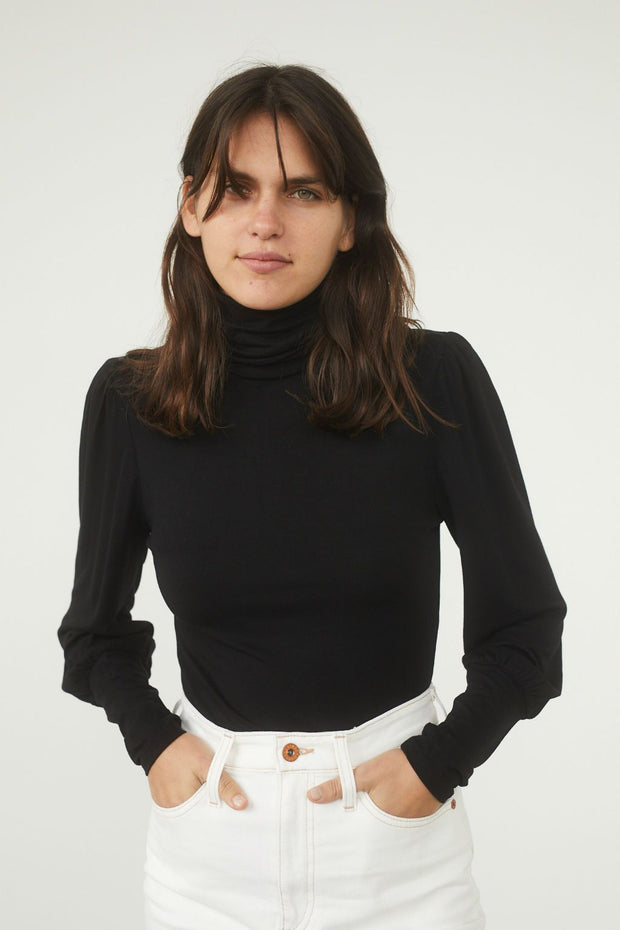 Caterina Turtleneck Top