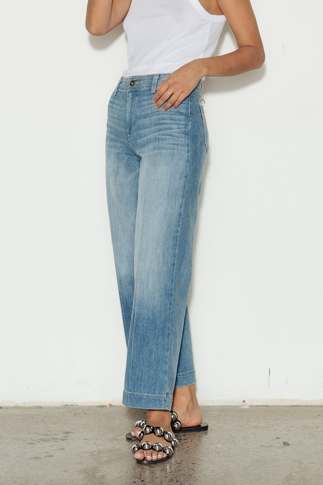 Nellie Denim Culottes
