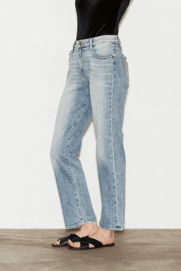 Noella Relaxed Straight Jeans