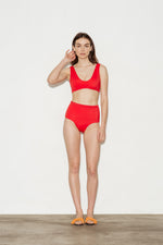 Lido High Waisted Bikini Set