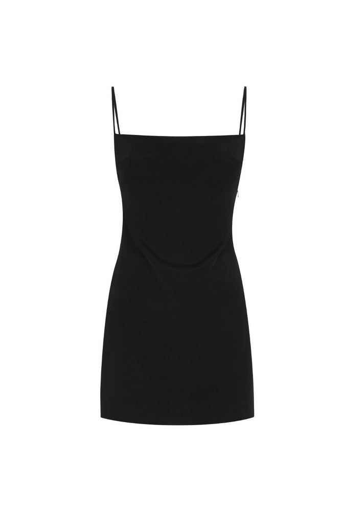Blaze Sateen Slip Dress