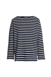 Breton Striped Top - BASICS DEPARTMENT