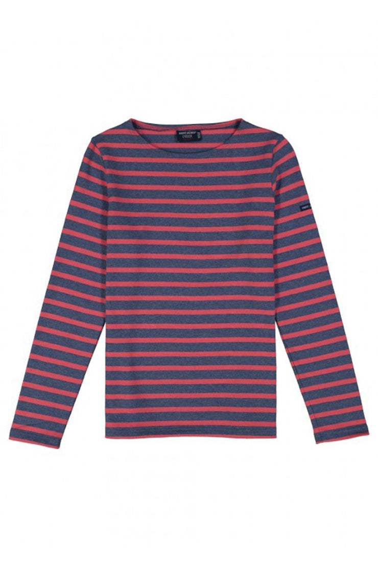 Meridien Moderne Breton Striped Top