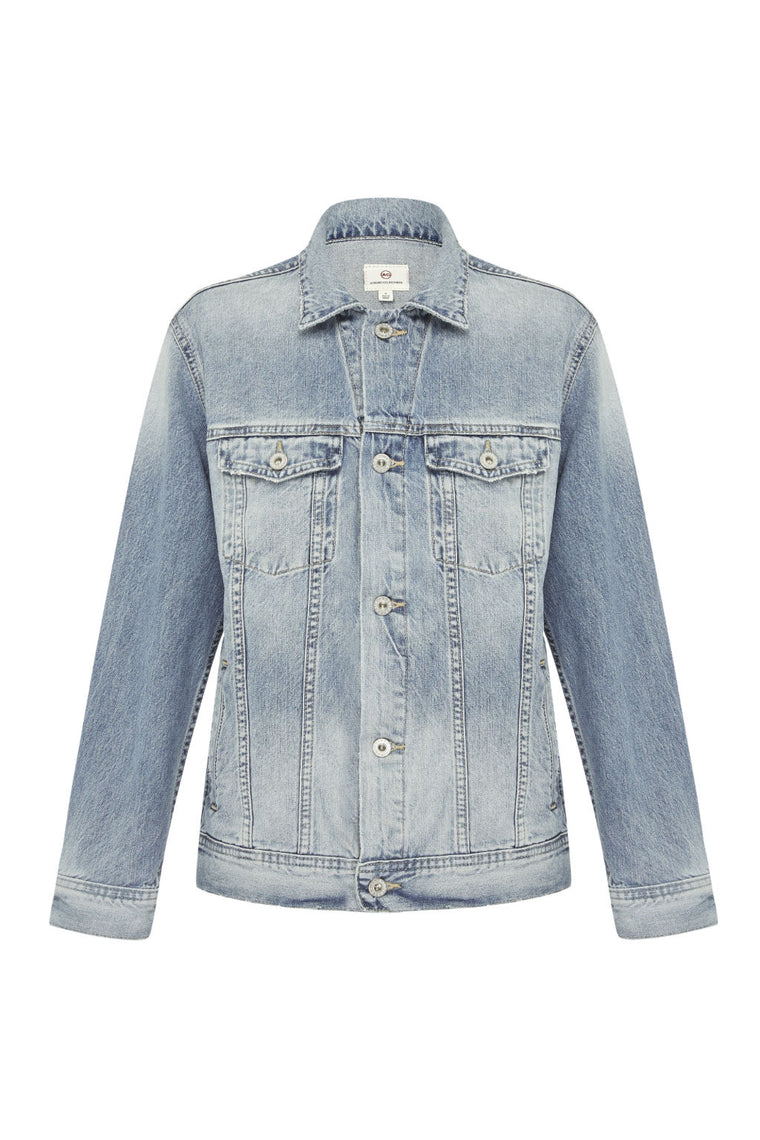 Nancy Oversized Denim Jacket