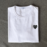 Men's Casual Heart Tees