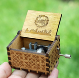 Handmade Musical Theme Box