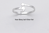 Your Story Isn't Over Yet Ring