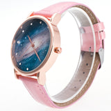 Nebula Space Retro Watch
