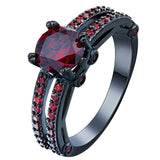 Princess Ruby Ring